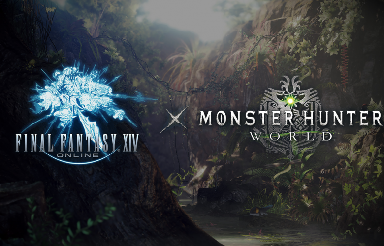 Final Fantasy XIV Online and Monster Hunter: World collaboration