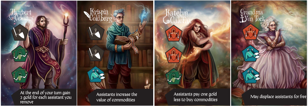 Trader Tales Wizards
