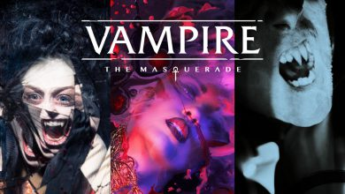 Vampire: The Masquerade Official Gaming Gear