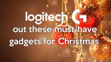 Logitech out these must-have gadgets for Christmas