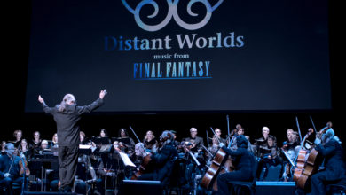 Distant Worlds: Music from Final Fantasy concert photo